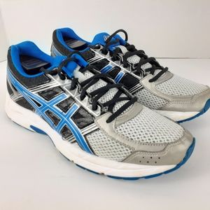 ASICS Gel conted 4 Running Athletic Shoes Sz 10